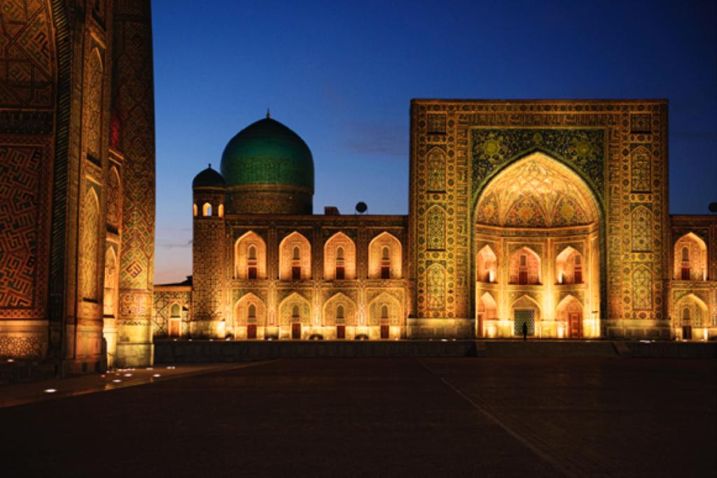 Samarkand, Uzbekistan @Steve McCurry