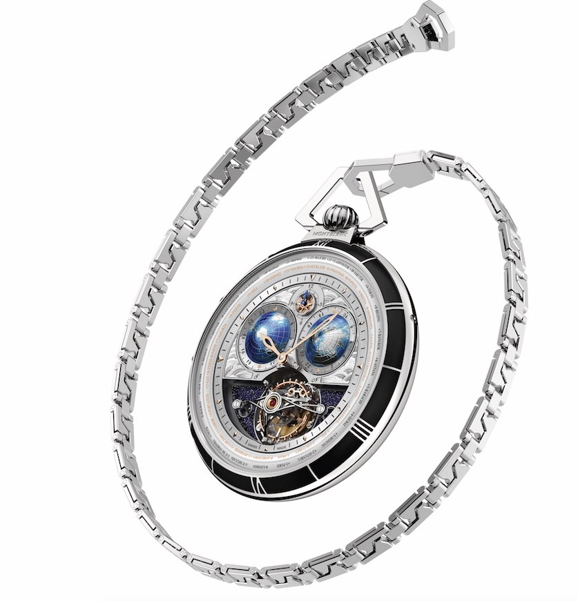 Montblanc Collection Villeret Limited Edition pocket watch