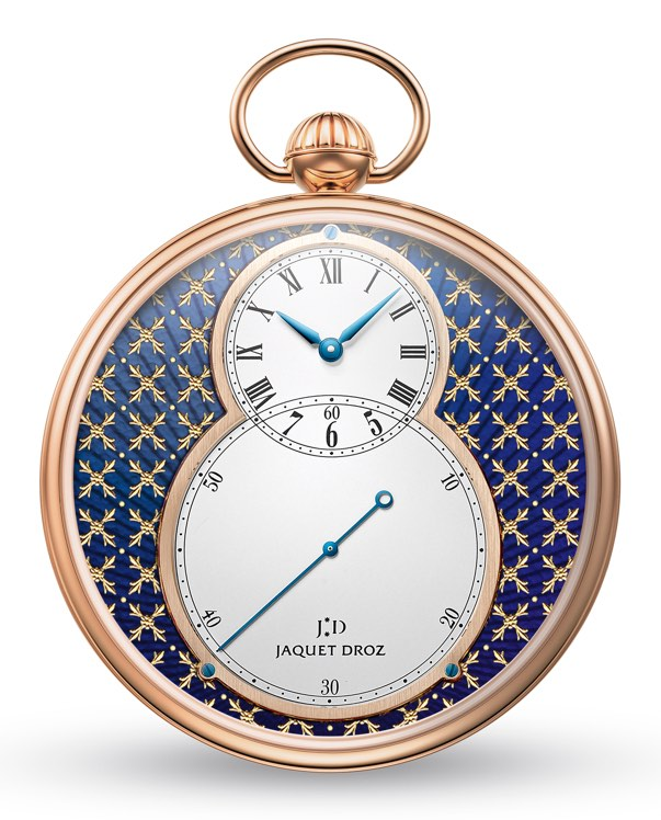 Jaquet Droz pocket watch