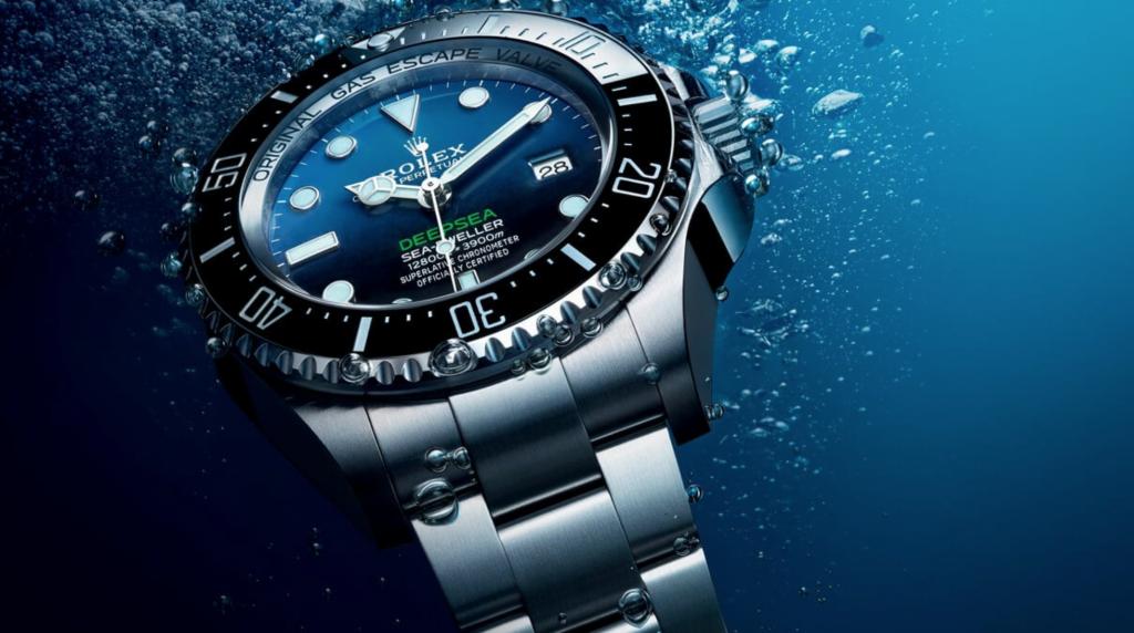 Rolex Deepsea D-Blue Dial