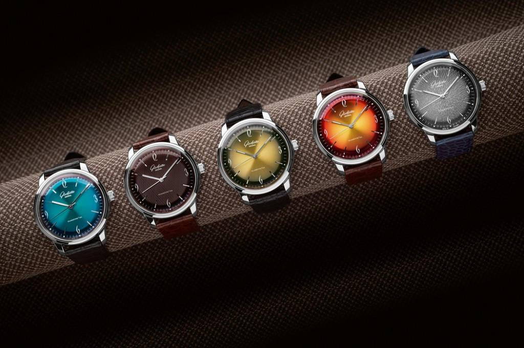 Glashutte Original new Sixties Iconic Collection