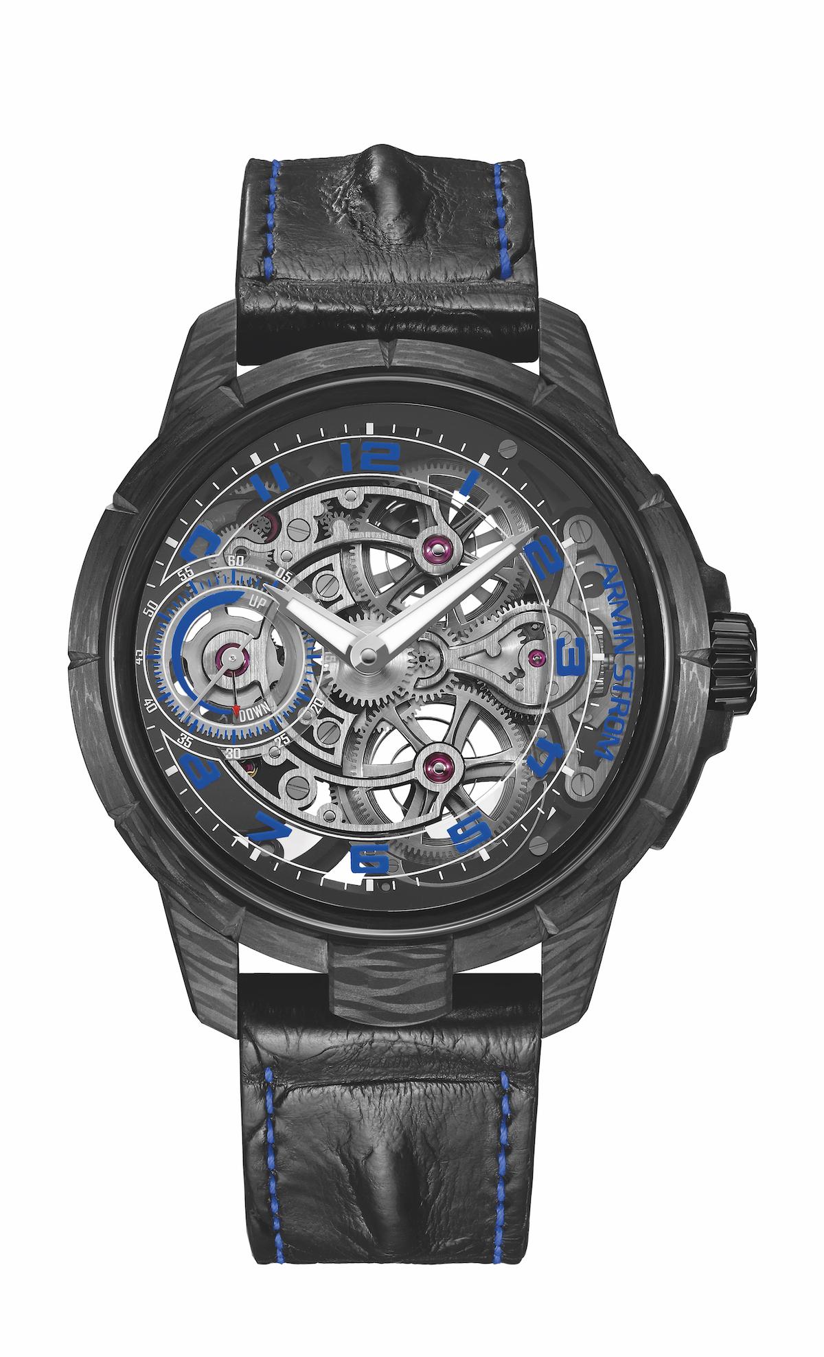 Armin Strom Skeleton Carbon watches