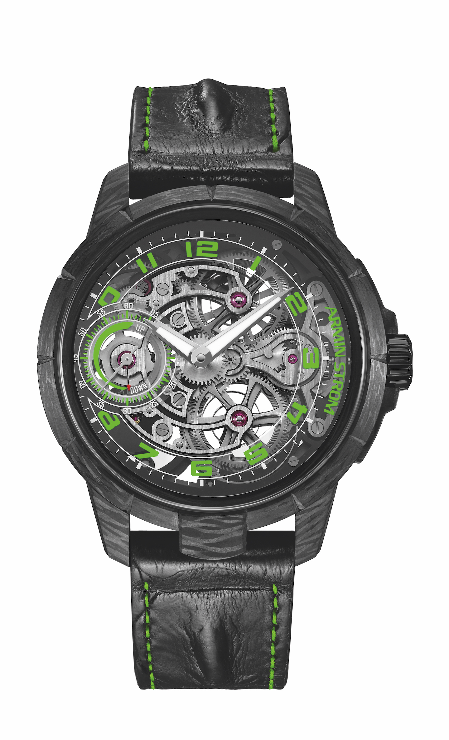 Armin Strom Skeleton Karbon watches