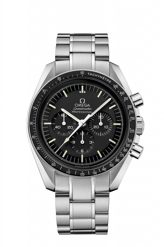 Omega Speedmaster Professional MoonWatch wins Lifetime Stars Award