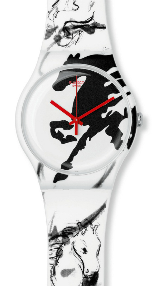 Swatch YEAR OF THE HORSE