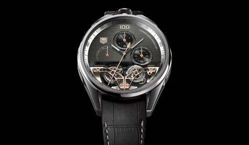 TAG Heuer Carrera MikroPendulum S Concept watch