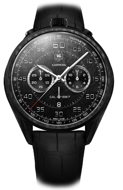 TAG Heuer's newest Concept Watch