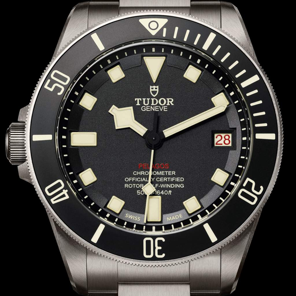 Top Sport watches pre-selected for GPHG 2017: Tudor Pelages LHD