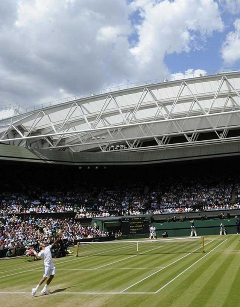 The Championships, Wimbledon marks Rolex's 40th Year as Official Timekeeper