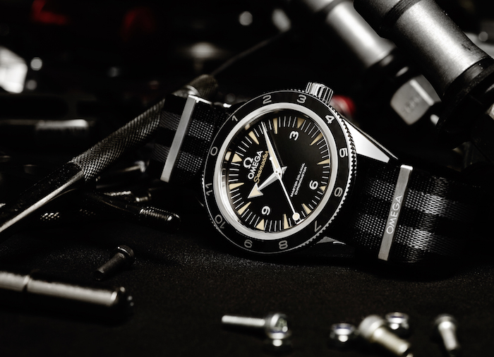 Omega Seamaster 300 James Bond Spectre watch