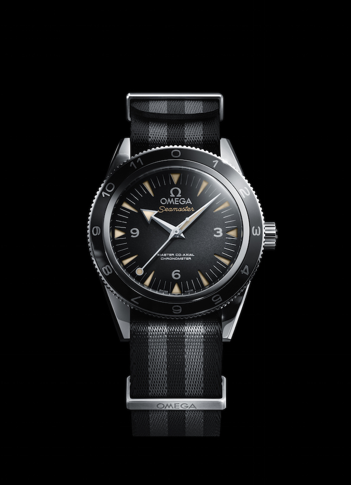 """The Seamaster 300 """"SPECTRE"""""""