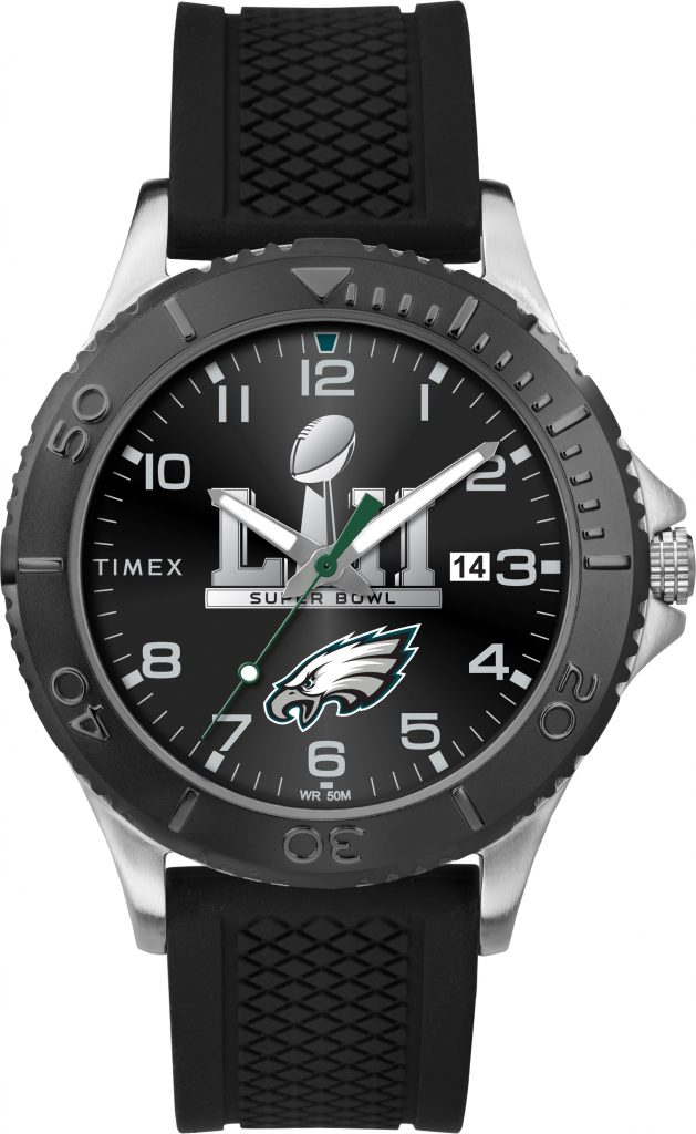Timex Eagles Super Bowl 2018 watch