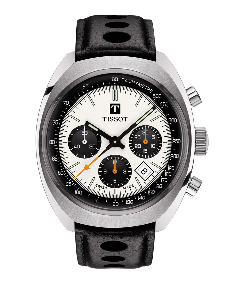 Tissot Heritage 1973 watch