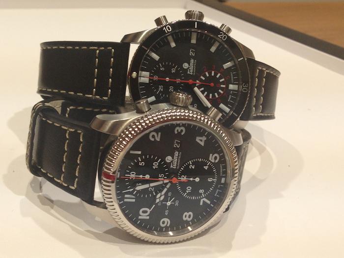 New 2014 Tutima timepieces