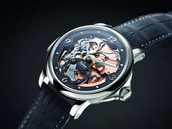 Tutima Hommage Minute Repeater - wins Technical Excellence