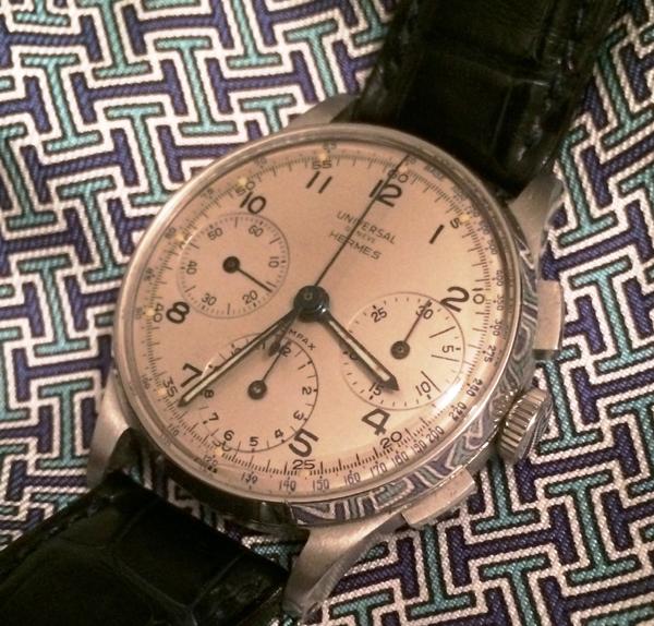 Vintage Universal Geneve watch