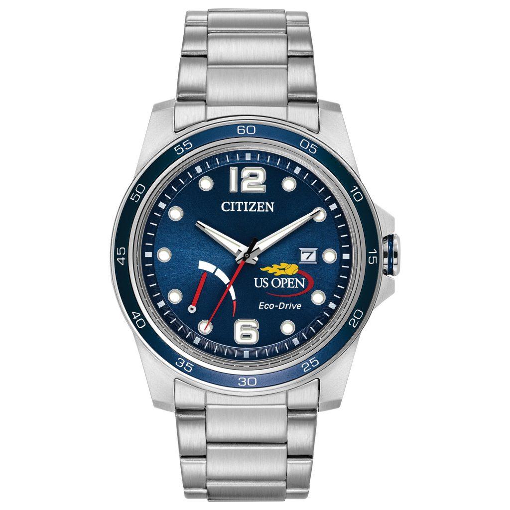 Citizen Watch US Open 25th Anniversary Commemorative Edition Timepiece