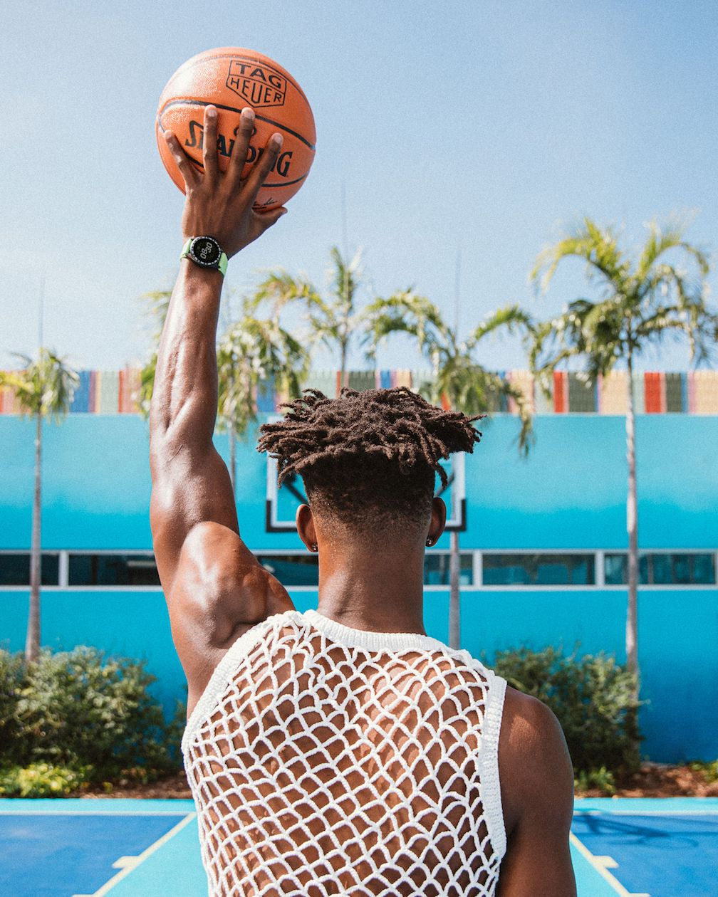 Jimmy Butler signs on as TAG Heuer brand ambassador