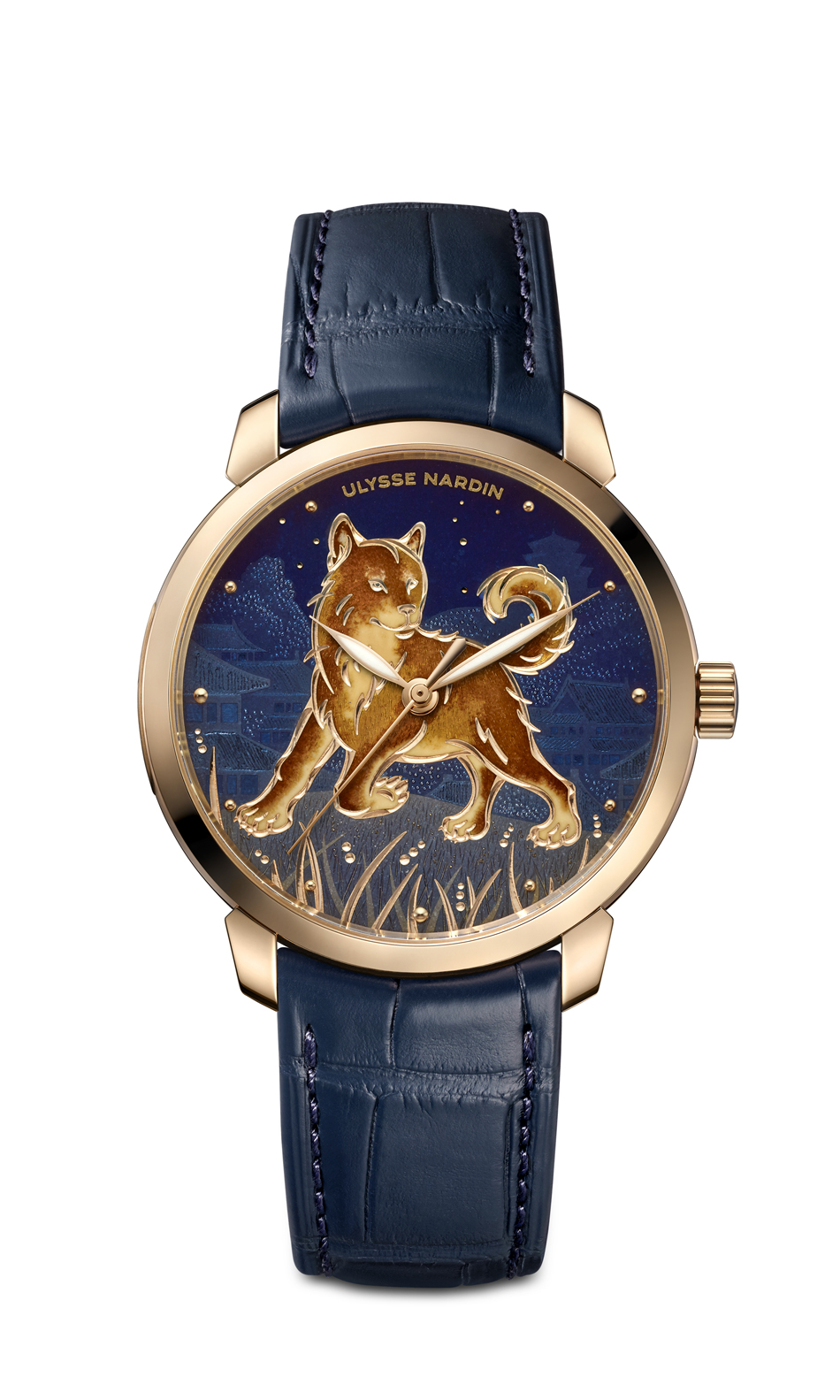 Ulysse Nardin Classico Year of the Dog, $39,800