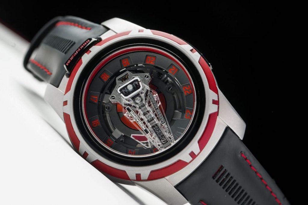 Ulysse Nardin Innovision 2 concept watch