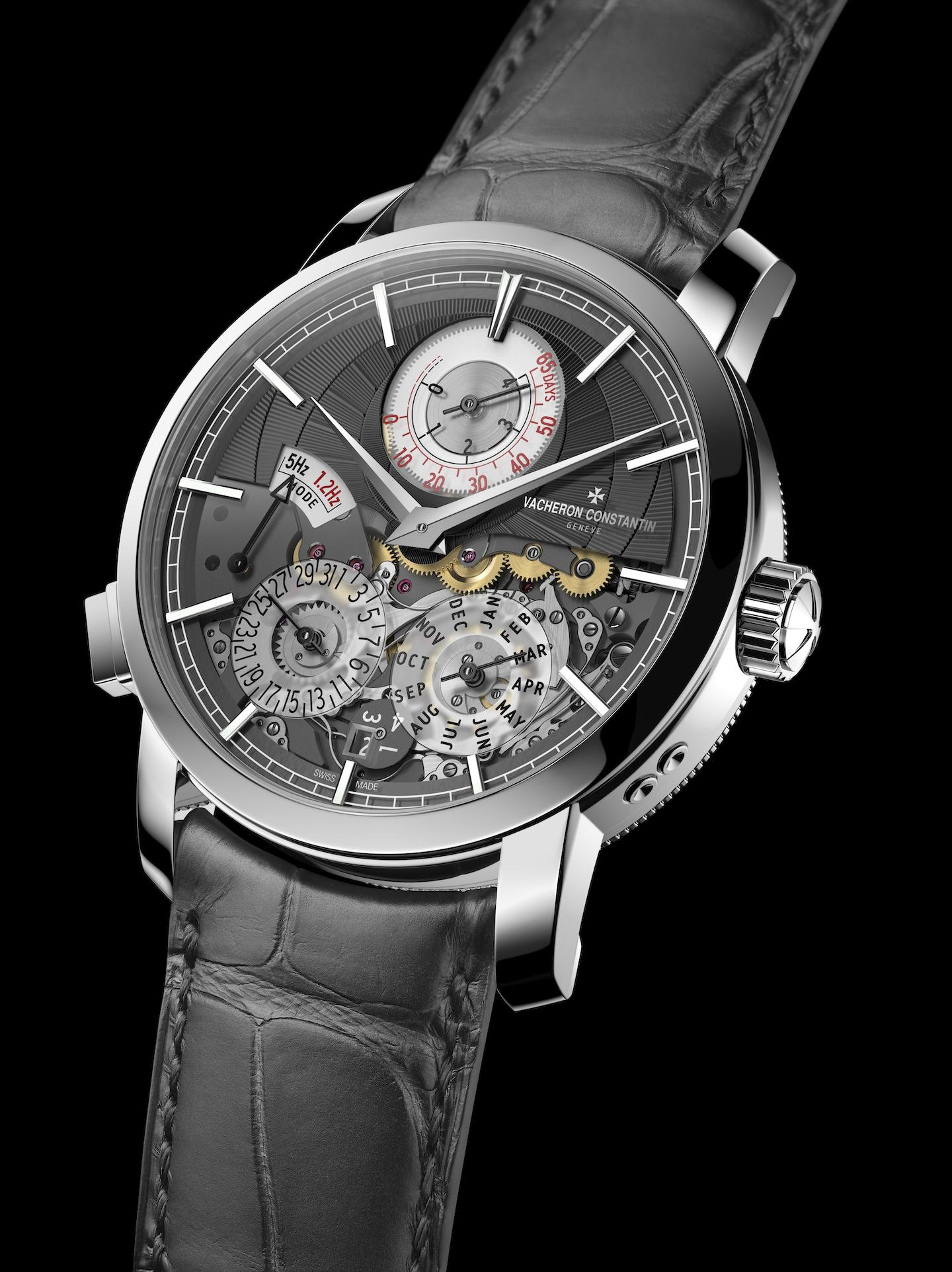 SIHH 2019Vacheron Constantin Traditionnelle Twin Beat (R) Perpetual Calendar watch