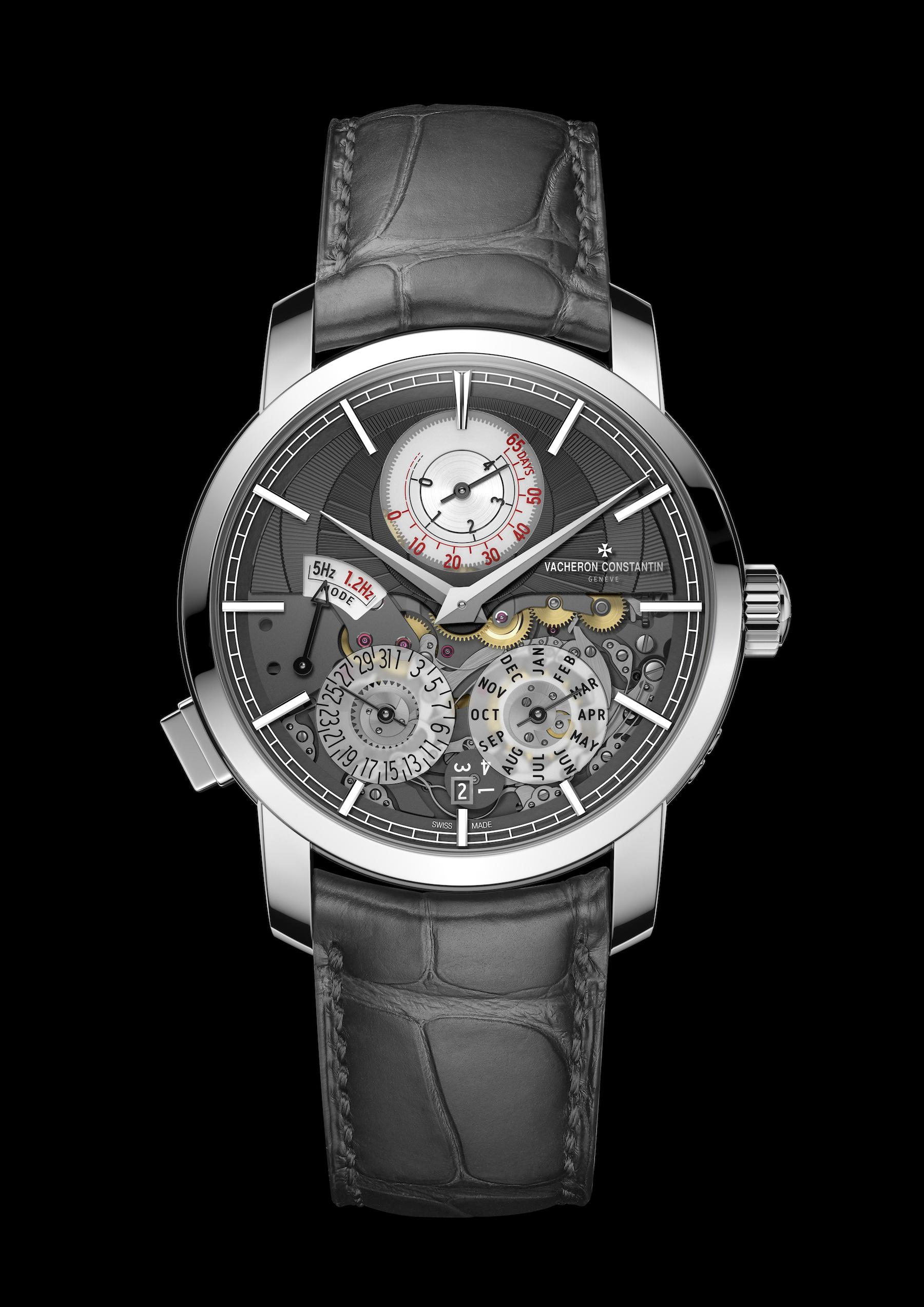 Vacheron Constantin Traditionnelle Twin Beat (R) Perpetual Calendar watch