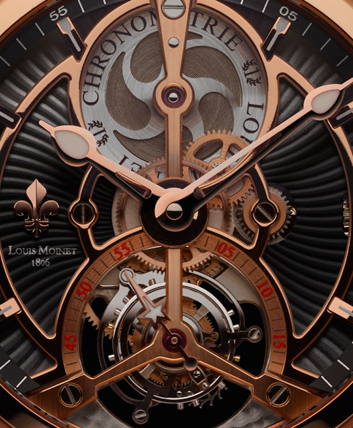 "Louis Moinet Vertalor Tourbillon wins Chronometry Award -- could it be the ""Best"" tourbillon in the world?"