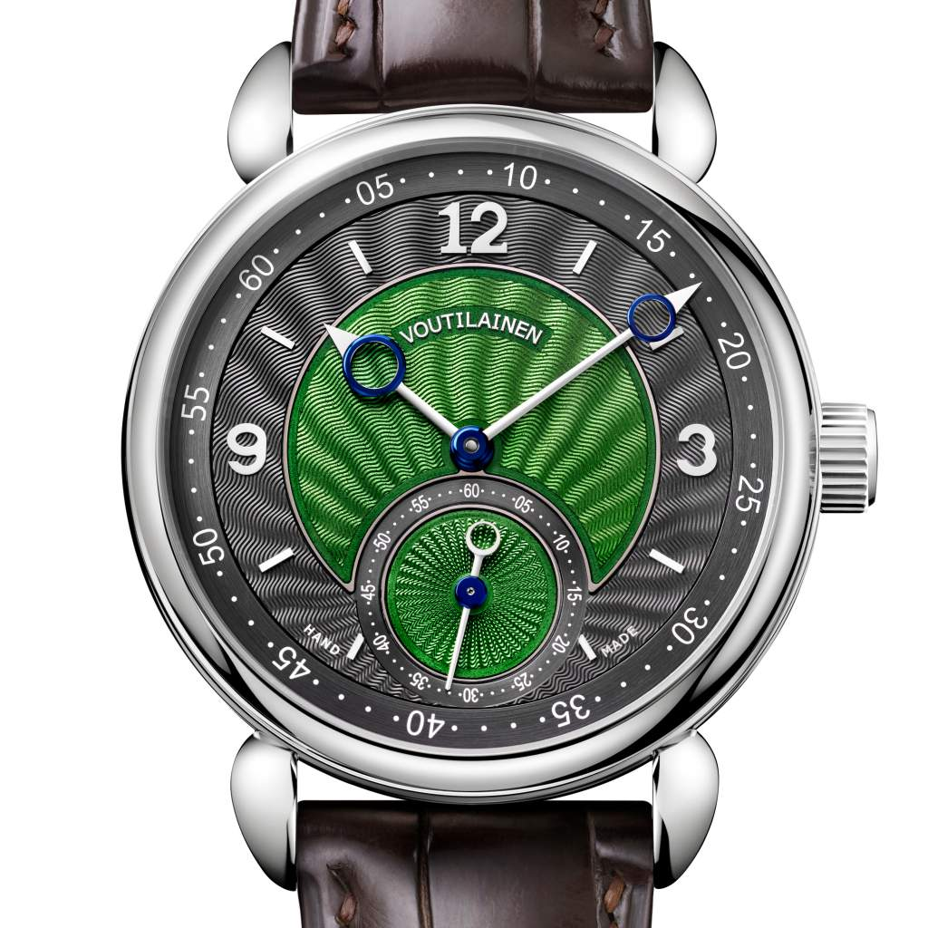 Top Six Men's Watches of 2017: Voutilainen 281SO Enamel