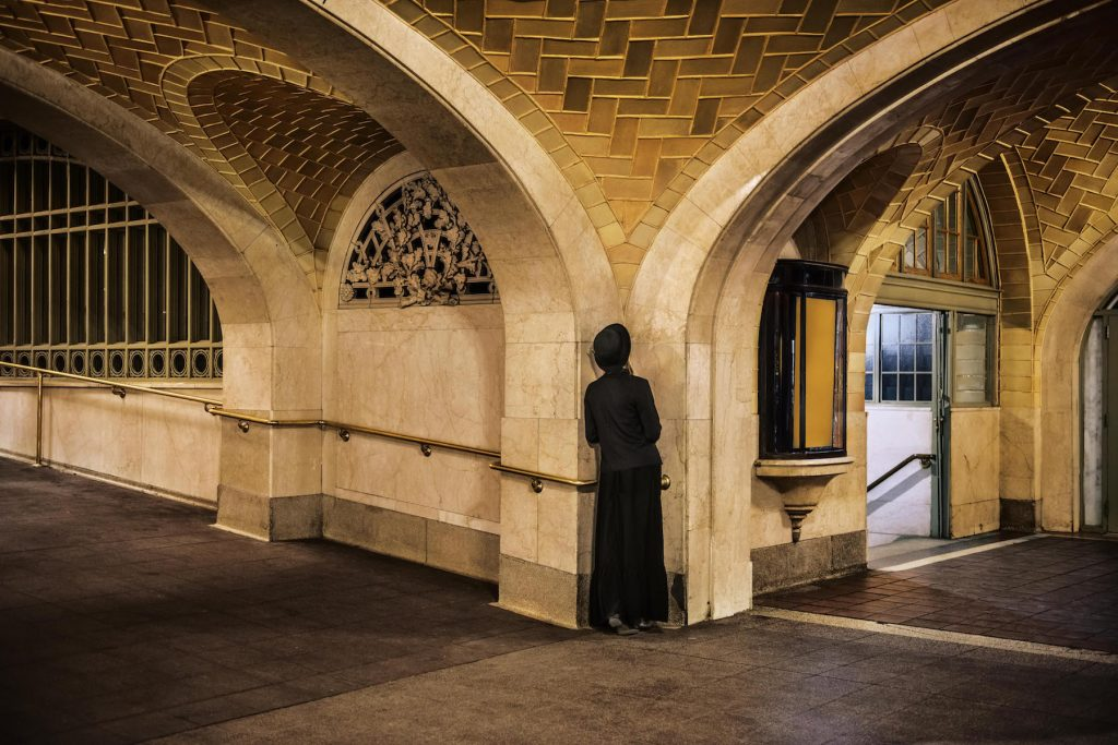 Grand Central, New York City, New York,    Photo: Steve McCurry/Vacheron Constantin