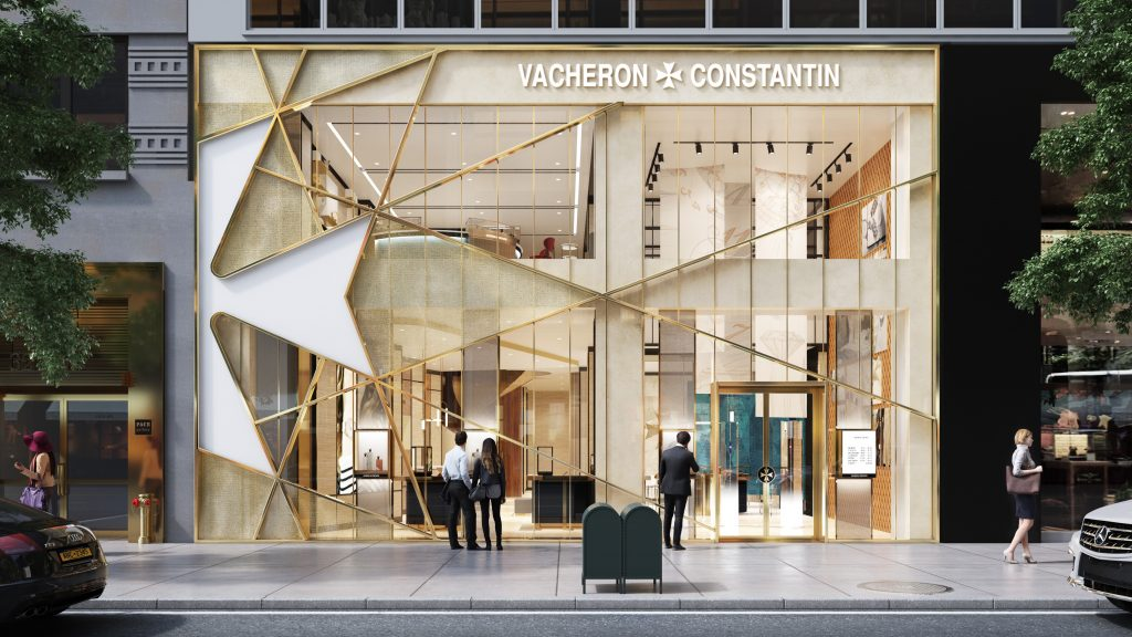 Vacheron Constantin plans new New York City boutique