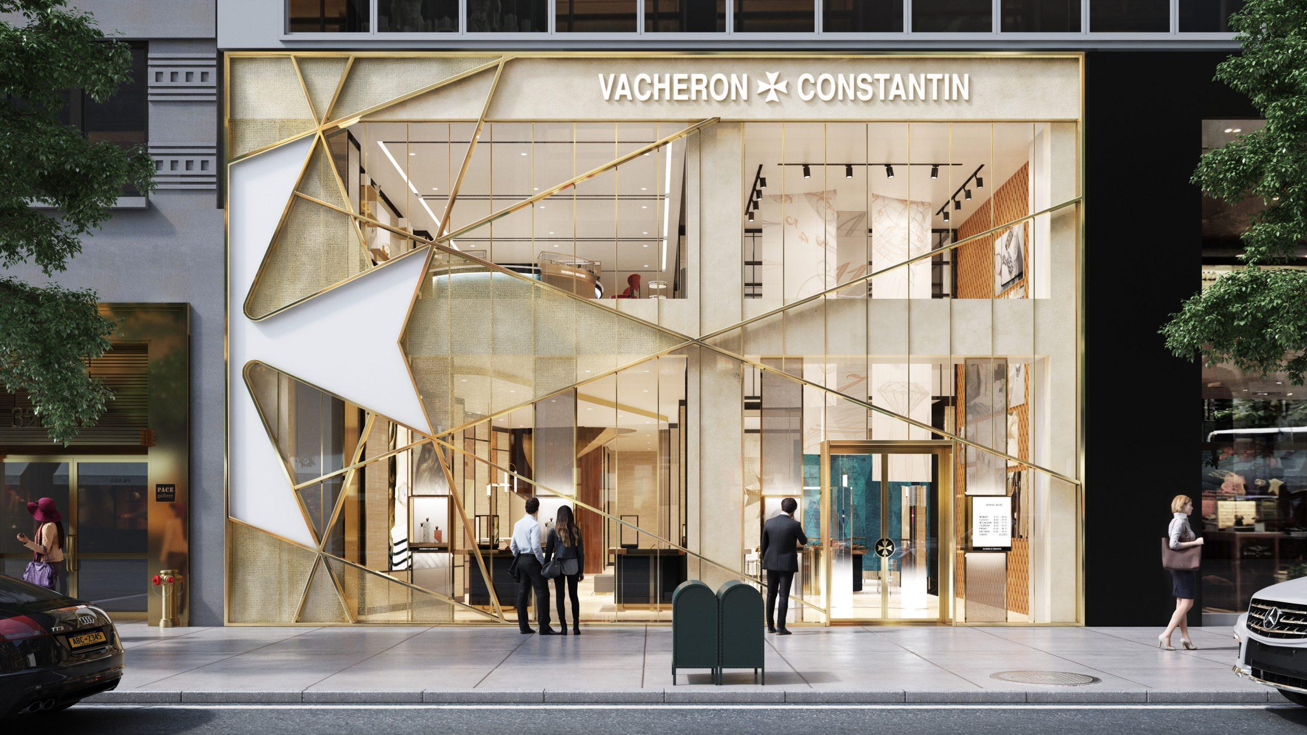 Vacheron Constantin plans new New York City boutique