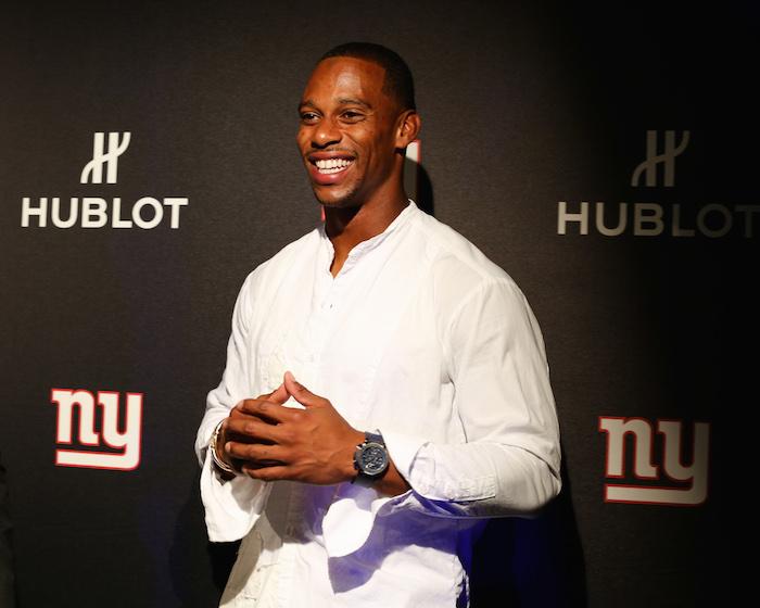 Hublot & the New York Giants Present : a Luxury Manhattan Tailgate