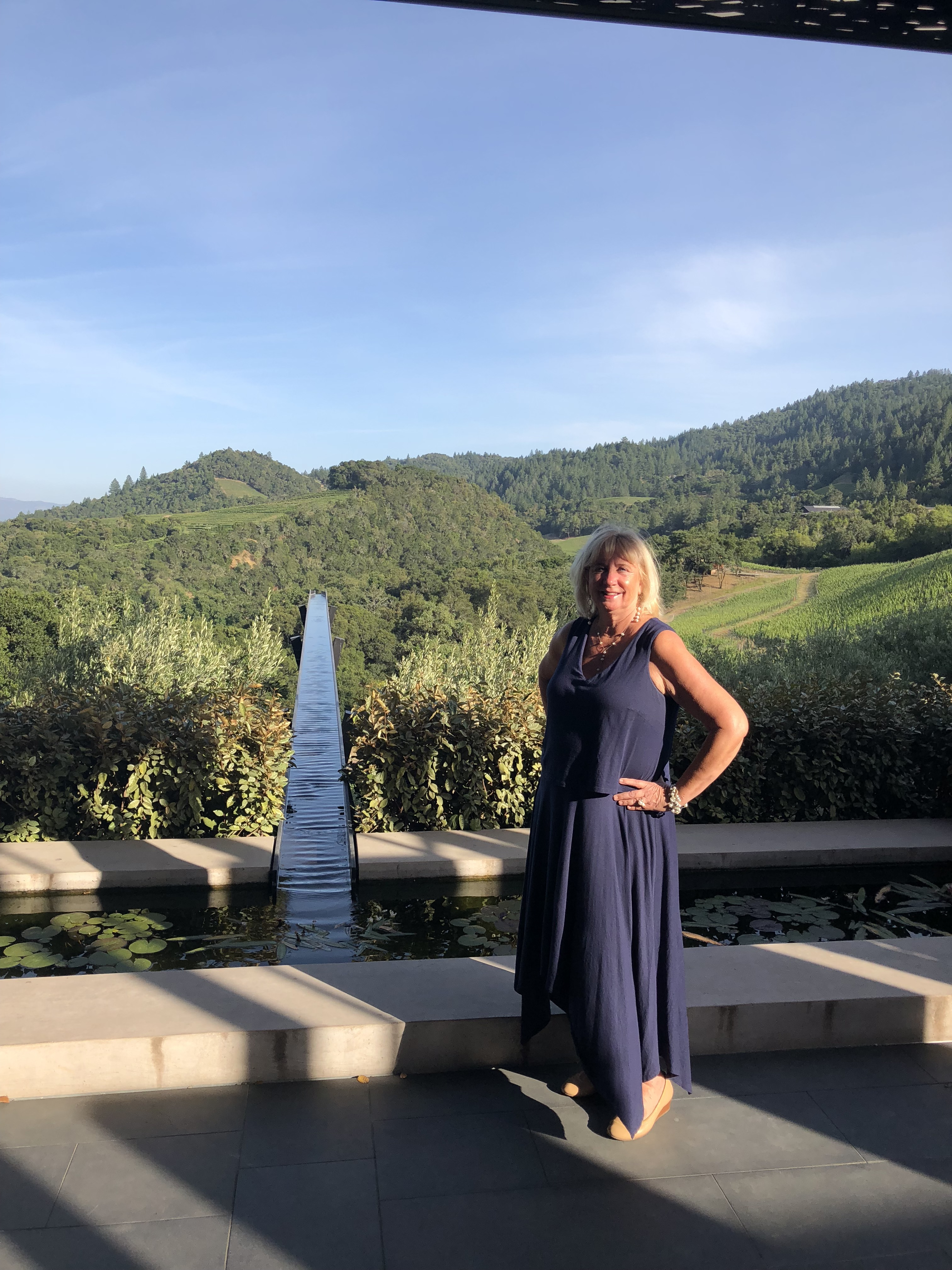 Visiting Promontory Winery