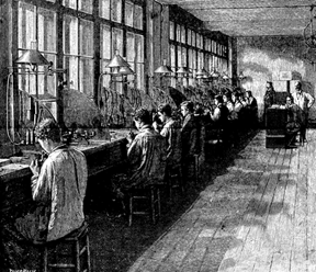 Early watchmaking school, Geneva
