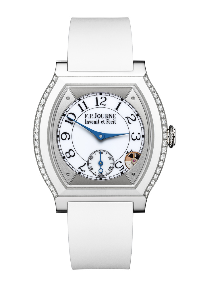 THere are several versions of the FP Journe Elegante.