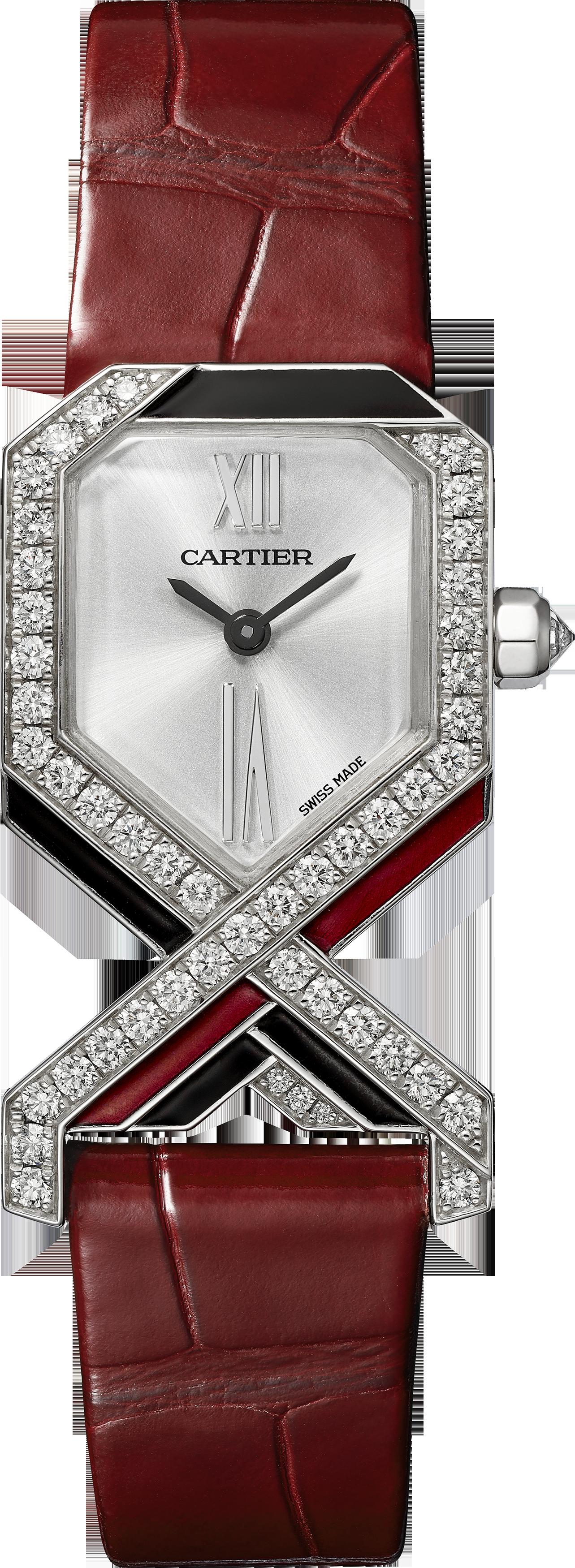 Pre-SIHH 2019: Cartier Libre Diagonale watch