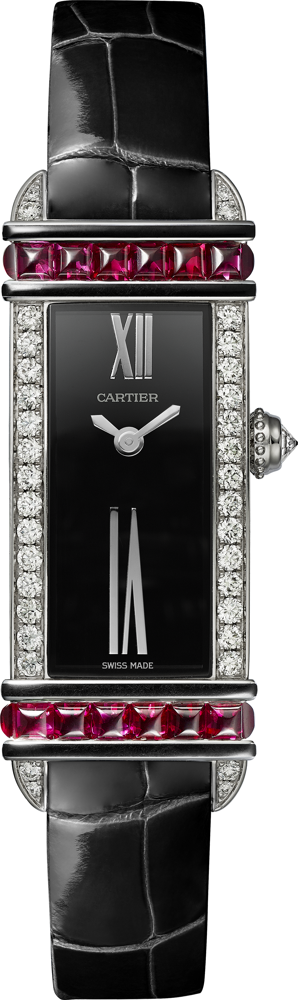 Pre-SIHH 2019: Cartier Tank Chinoise Red watch