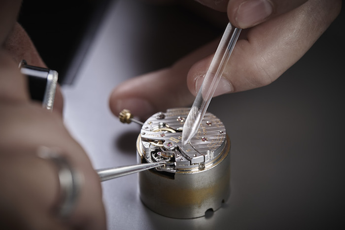 Watchmaking at the Chopard L.U.C Manufacture in Fleurier