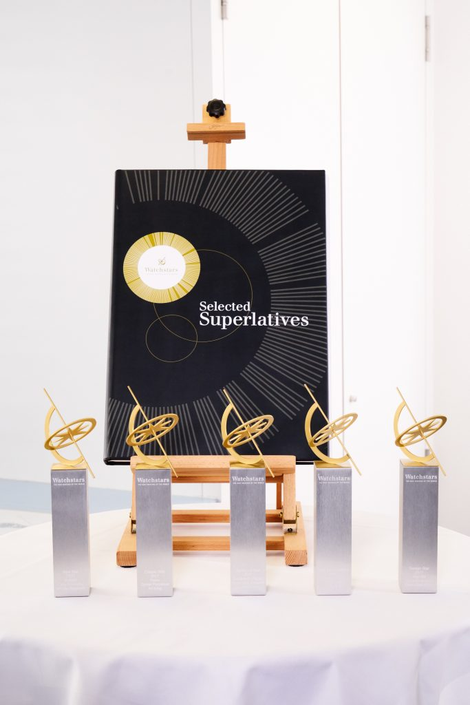 Watchstars unveils new book: Selected Superlatives, highlighting the winners of the awards in a new photographic presentation.