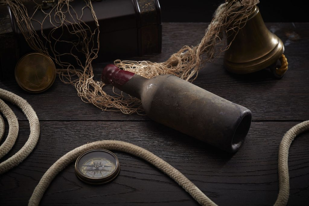 Wealth Solution, 1780 Harewood Rum