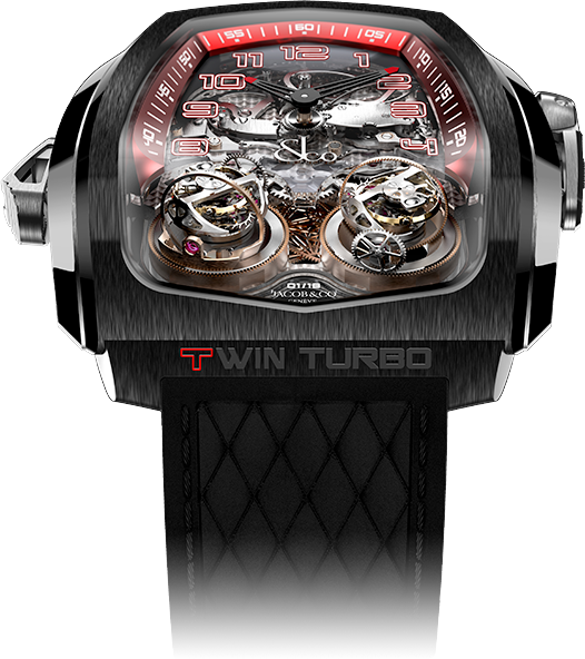 Jacob & Co Xtreme Twin Turbo Tourbillon Minute Repeater