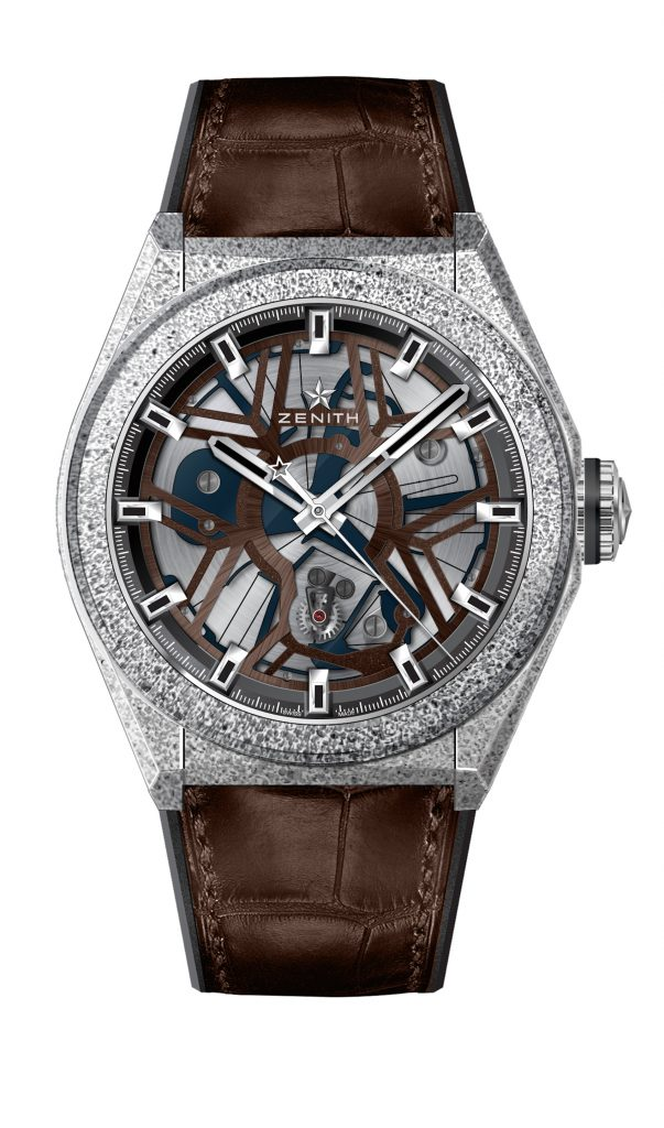 All 10 of the world premier Zenith Defy Lab watches have been pre-sold.