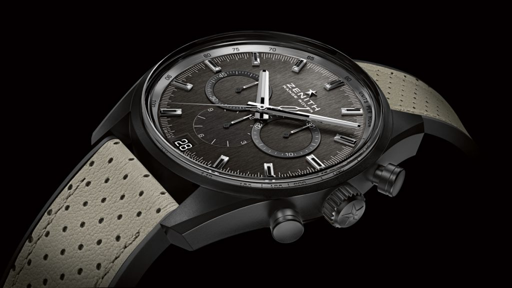 The Zenith El Primero Land Rover Special Edition watch marks the start of a long partnership between the brands.