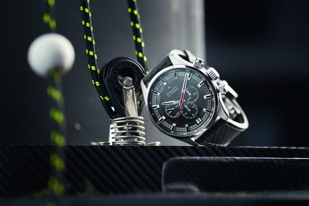 Zenith El Primero Chronograph Sport watch