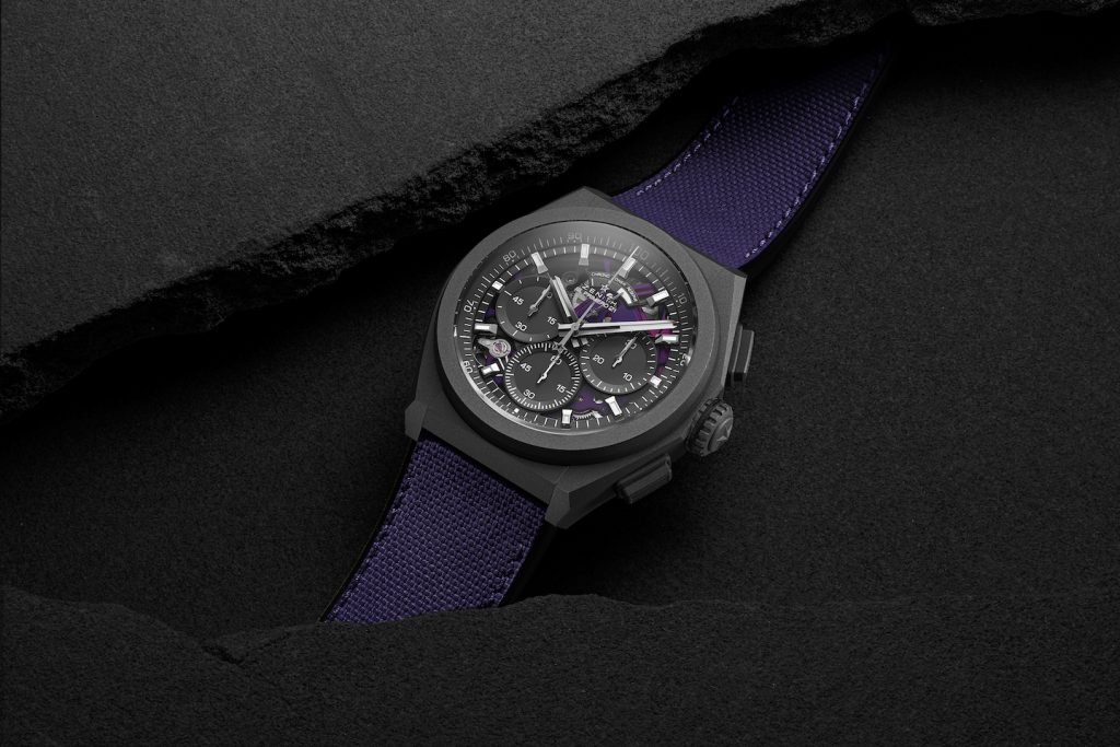 Zenith Defy 21 Ultraviolet Chronograph