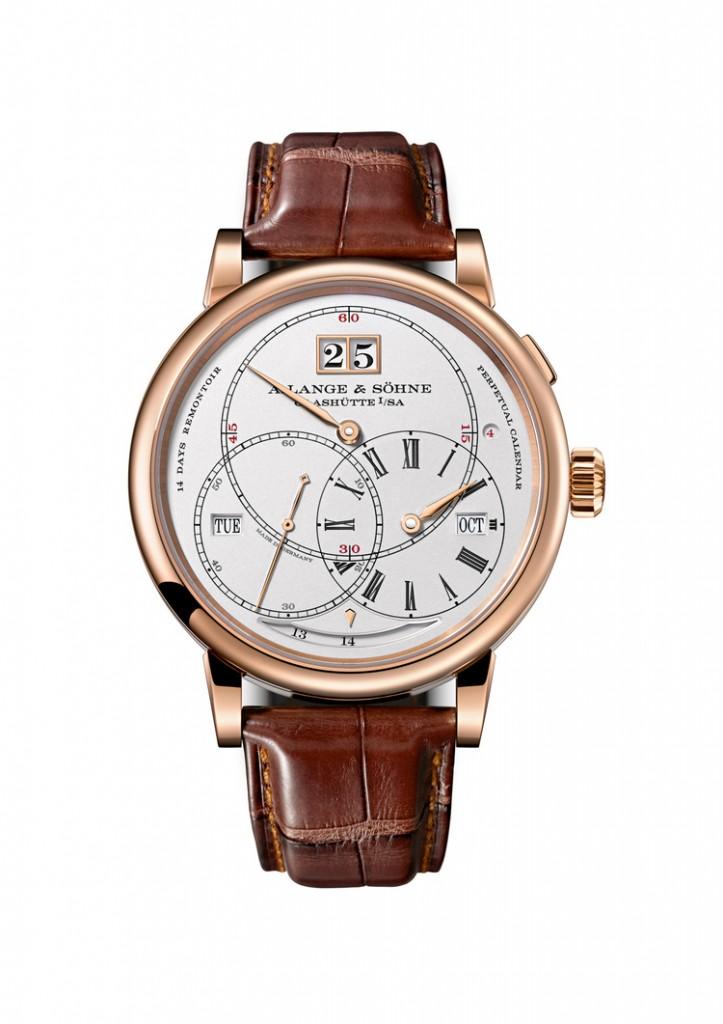 "Calendar Watch Prize: A. Lange & Söhne, Richard Lange Perpetual Calendar ""Terraluna"""