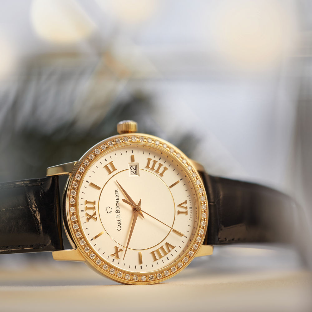 Carl F. Bucherer Adamavi watch