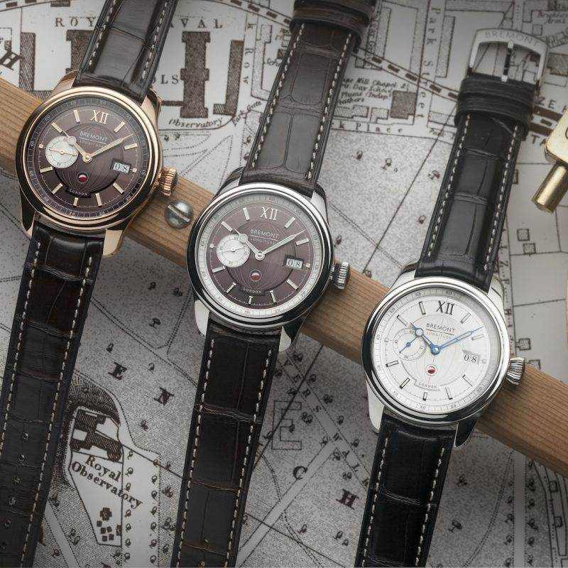 Bremont Longitude Collection