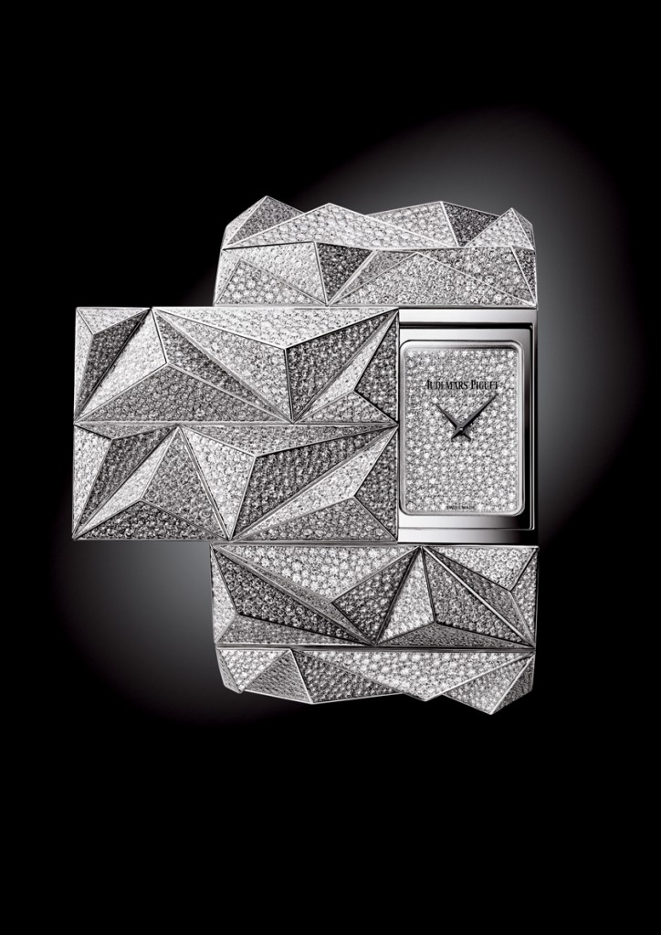 Jewelry: Audemars Piguet Diamond Punk