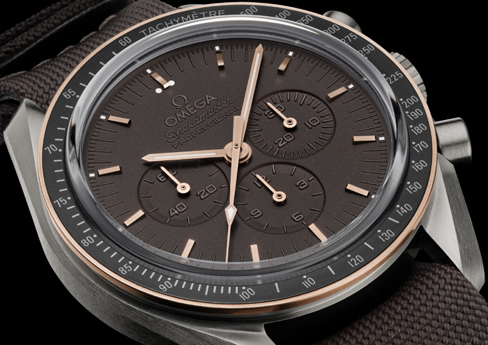 Omega Speedmaster Professional Apollo 11 Limited Edition 45th Anniversary watch